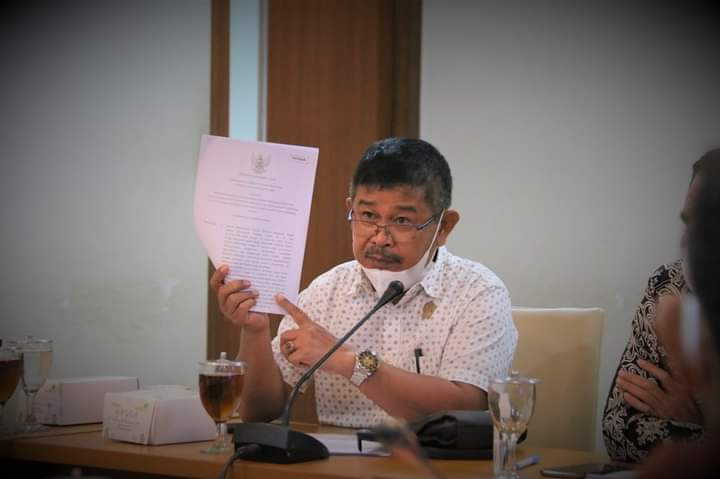 DPRD Sumut Menunggu Hasil Pengungkapan Perkara Kematian Harianto Sitohang dari Poldasu