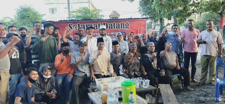 Fraksi PKS Desak Pemko Medan Tentukan Status Jalan Pasar Nippon Siombak